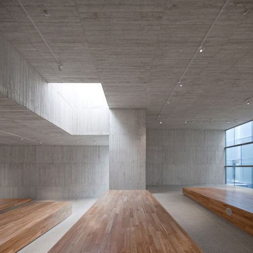 Easter Sculpture Museum in Helln, Spain by EXIT ARCHITECTS