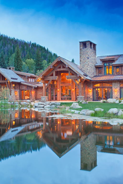 Residential project in Steamboat Springs, CO by Vertical Arts Architecture