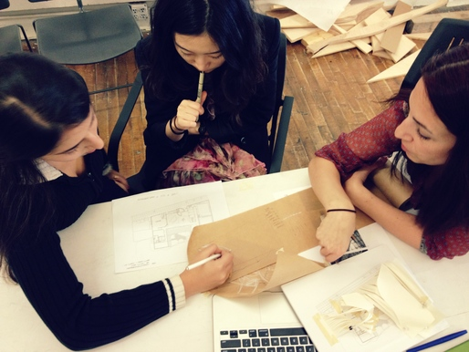 Work session: Saba Hamidi Coleman, Hansol Park &amp; Golpar Baharnoori