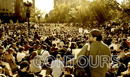 The General Assembly, Washington Square Park, October 8 (Photo: David Shankbone, via Wikipedia)