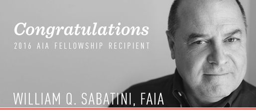 Bill Sabatini, FAIA