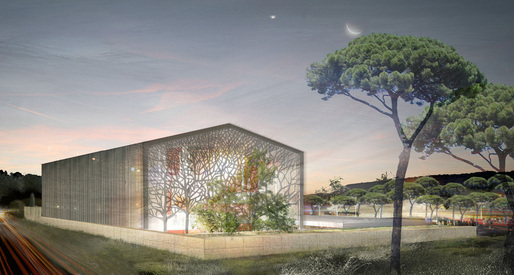 Scène Campagne by A+ Architecture - competition winner.