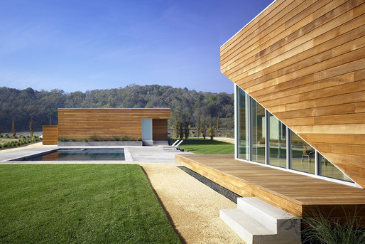 Summhill Residence by EDMONDS + LEE ARCHITECTS. Photo: Bruce Damonte Photography