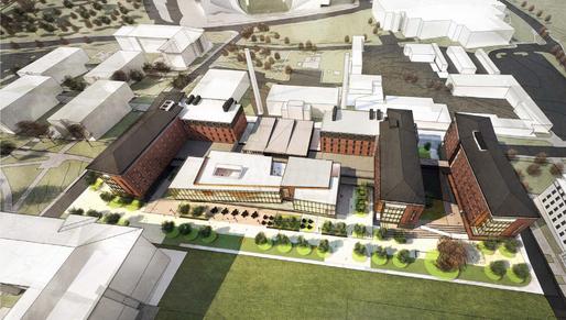 Core Campus Housing Precinct, Clemson University