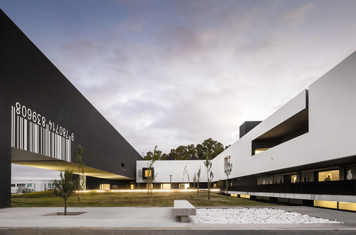 School of Technology Higher Education Institution by Nuno Montenegro. Photo: Fernando Guerra FG+SG Architectural Photography