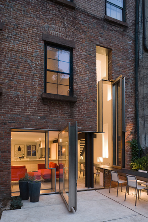 Operable Boundary in New York, NY by Dean/Wolf Architects