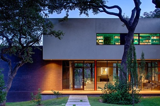 West Lake Hills Residence by Specht Harpman. Photography © Casey Dunn, Meg Mulloy, courtesy of Specht Harpman.