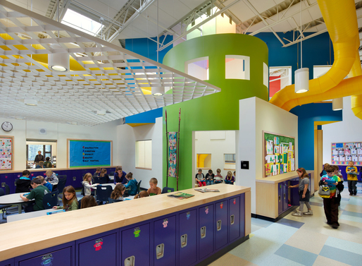 Designed By HMFH Architects Three Innovative Elementary