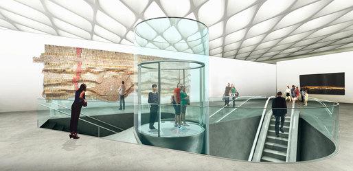 موزه هنرهای معاصر لس آنجلس،طراحی موزه