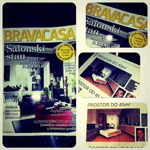 Bravacasa magazine issue November/December 2014