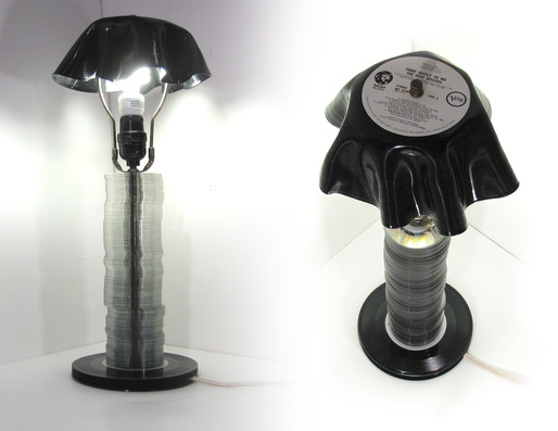 Record lamp alec woletz archinect for Lamp light records