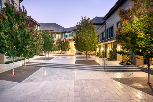 Uc berkeley haas school of business gls landscape i for Haas landscape architects