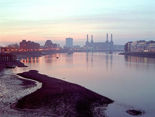 Battersea Power Station and Nine Elms, London © Agnese Sanvito