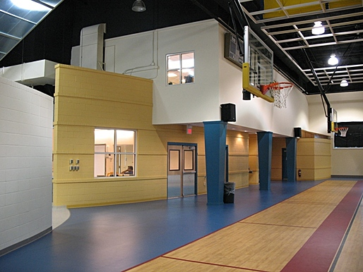 Lyndhurst recreation center artis design archinect - Interior design jobs washington state ...