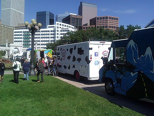 "Denver ""Eats"" @ Civic Center"