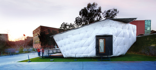 Public Exhibition of the SCI-Arc/Caltech Hanwha Solar CHIP House Opens January ...
