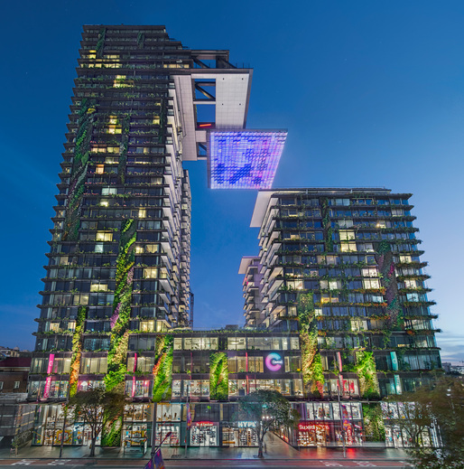 Ateliers jean nouvel ptw architects award winning one for Top architecture firms sydney