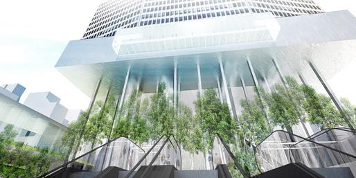 Grand Central Terminal Scheme by WXY Architecture + Urban Design.