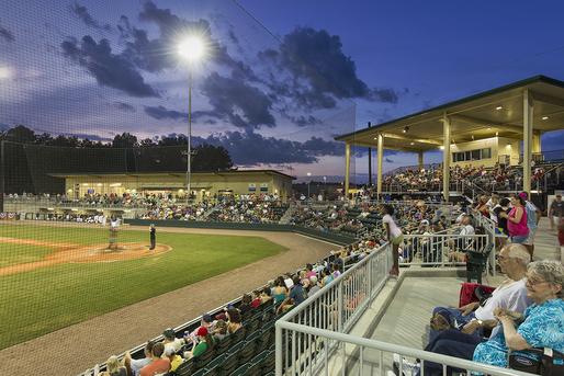 Lexington County Blowfish Stadium