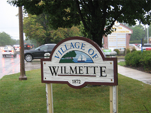 Chicago's suburbs, like Wilmette, are becoming a lot more urban thanks to loosened planning limits. (Image via Wikipedia)