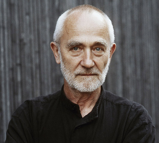 Laureate of the 2013 Royal Gold Medal: Swiss architect Peter Zumthor (Photo: Gary Ebner)