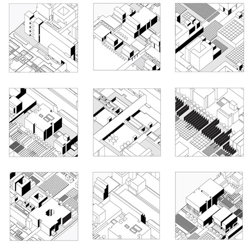 Ungers 2: Axonometric