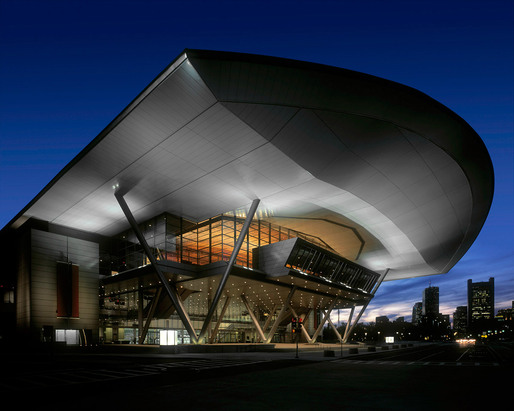 The Boston Covention Center, Architect: Rafael Violy Architects, P.C.  Brad Feinknopf