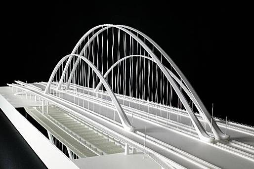 The original proposal from Calatrava&amp;amp;amp;#39;s I-30 Margaret McDermott Bridge has been axed.