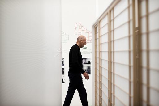 Rem Koolhaas. Italo Rondinella, courtesy la Biennale di Venezia.
