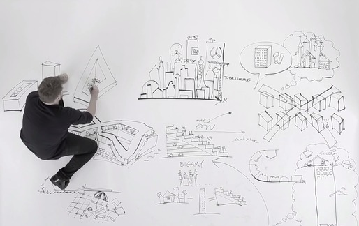 "Screen shot from ""Worldcraft: Bjarke Ingels (Future of StoryTelling 2014)"""