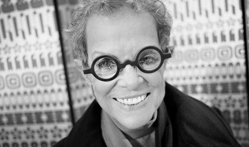 Deborah Sussman (1931-2014). Image via houseind.com