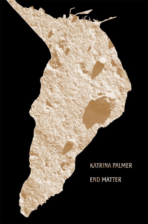 "Katrina Palmer's ""End Matter"" is published by Book Works, a London-based ""art commissioning organisation specialising in artists' books, spoken word and printed matter."" Credit: Book Works"