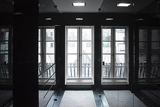 Black Suite, New York, NY; residential interior; Igor Siddiqui / isssstudio