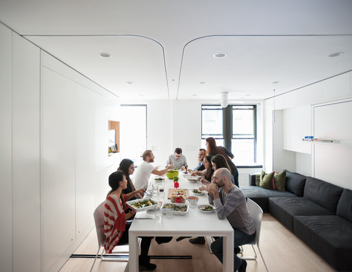 Interiors Honor Award Winner: LifeEdited 1 in New York, NY by Guerin Glass Architects, Architect, and LifeEdited, Inc., Designer (Image Credit: Matthew Williams)