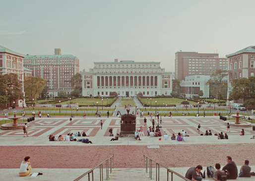 Columbia University, New York City © Franck Bohbot