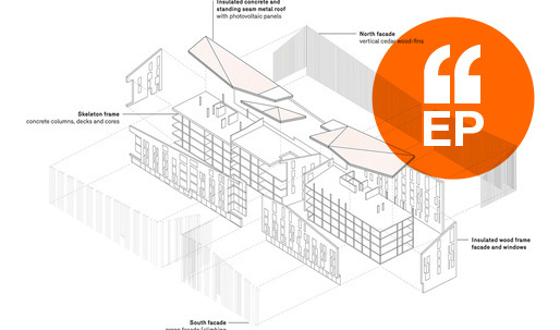 , gif or png format in RGB (not CMYK) and should be large enough to be legible online (1,000 - 2,000 pixels in width is recommended). Axonometric diagram of Stadthaus M1, courtesy of Barkow Leibinger