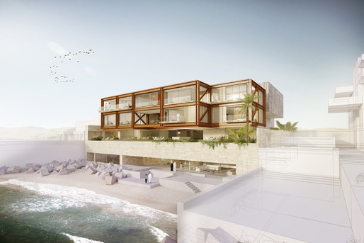 Scenic House by AGi architects - Render by Poliedro Estudio