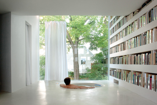 Residential Architecture – Single Family: PARA-Project: Haffenden House, Syracuse, USA