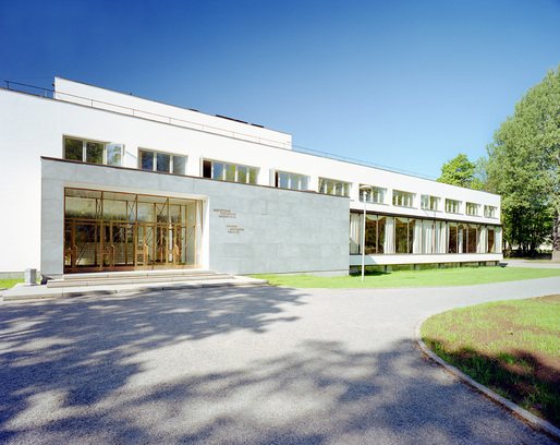 The Central City Alvar Aalto Library, Vyborg, Russia, 2014. Credit: The Finnish Committee for the Restoration of the Viipuri Library
