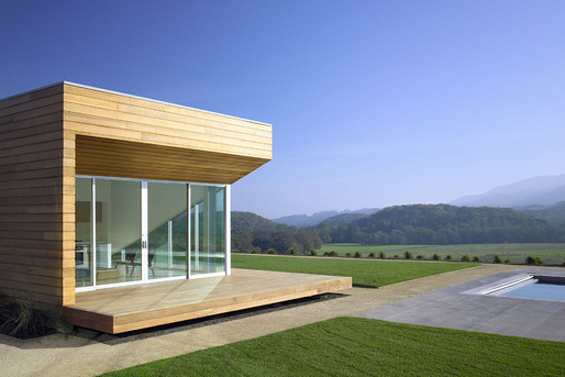 Summhill Residence in Kenwood, CA by EDMONDS + LEE ARCHITECTS