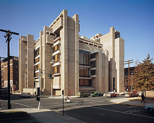 Paul Rudolph, Art & Architecture Building, now Rudolph Hall