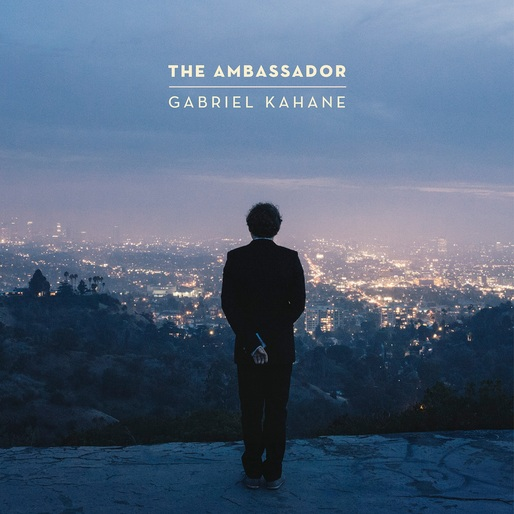 "Album cover for ""The Ambassador"" / Josh Goleman."