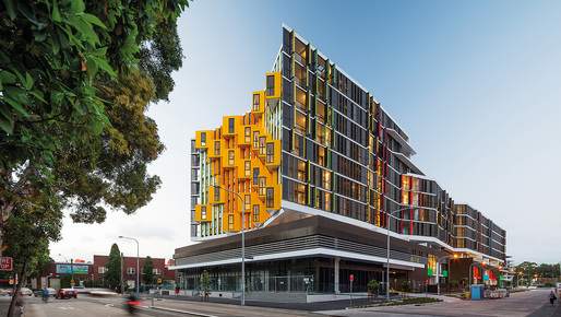 2015 NSW Architecture Awards shortlisted project: Viking by Crown by MHN Design Union. Image: John Gollings
