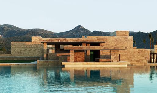 WAF Day 1 category winner, Completed Buildings - Shopping: Yalikavak Marina Complex, Turkey, by Emre Arolat Architects