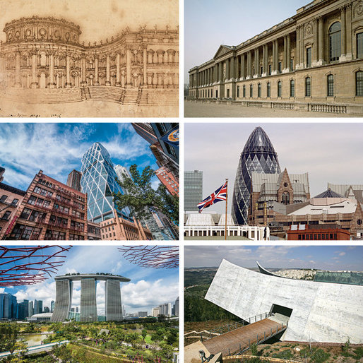 Clockwise from left: The Samuel Courtauld Trust, the Courtauld Gallery, London; Erich Lessing/Art Resource; Ian Berry/Magnum Photos; David Silverman/Getty Images; Atlantide Phototravel/Corbis; Stockelements/Shutterstock.