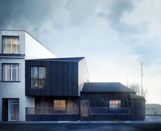maison d nadau lavergne architects archinect