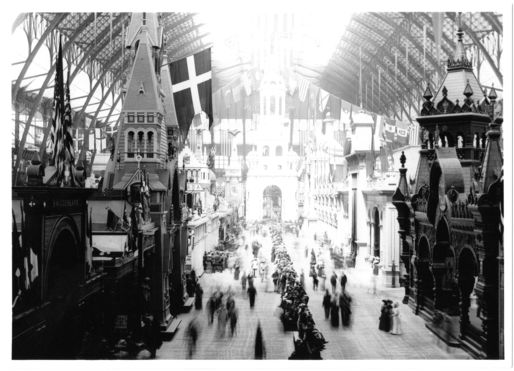 Chicago's World Columbia Exhibition, 1893. Photo by Hemming Hultgren, via Wikipedia.