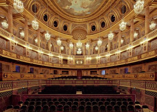 Versailles Opéra, Versailles © Franck Bohbot