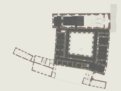 Ground floor plan. Image: ENOTA