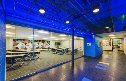 The John C. Dunham STEM Partnership School: A New Education Model, Cordogan Clark & Associates